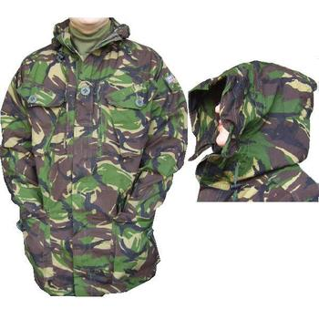 British Army DPM Camo Smock Windproof Good Graded Genuine Issue hooded 2010 used smock