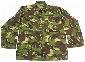 Combat Shirt Brand New Army Issue Woodland Soldier 95 Combat Shirt