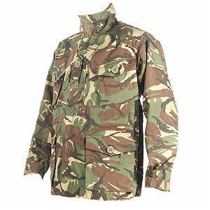 Ripstop Combat Jacket New Soldier 95 Style Woodland Camo Ripstop Combat Jacket