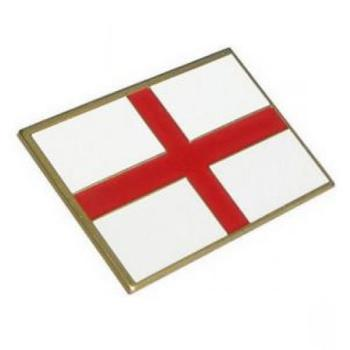 St George Enamel Pin Badge Pin On St George Lapel Badge