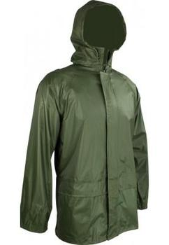 Stormguard Water Resistant Lightweight packaway Olive green Jacket Coat