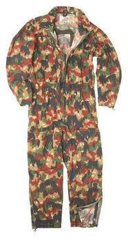 Alpenflage Tank Suit Swiss camo Coverall / Boilersuit Graded stock