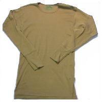 Long Sleeved Army Issue Top - SECONDS