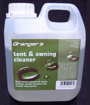 Grangers Original Tent And Awning Cleaner In A 1 Litre Container