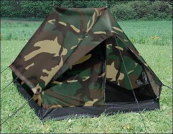 Camo Ridge Tent Excellent Woodland Camo 2 Man Ridge Tent New & Woodland Camo Man Ridge