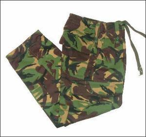 NEW Genuine British Army Issue Jungle Tropical Trousers
