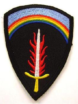 Shaef Patch US cloth shoulder patch US army Europe