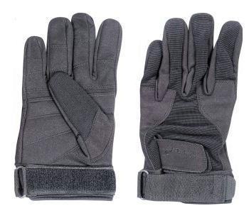 Black Special Ops Gloves Lightweight Hard wearing Tactical Special Ops Gloves
