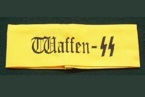 Waffen SS arm band