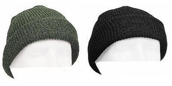 Bob Hat Quality Knitted Acrylic Bob / Watch Hat Unlined