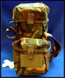Web-Tex NEW Trauma Medic Pouch Woodland DPM