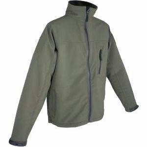 Waterproof Breathable Web-tex Tactical Soft Shell Jacket in Olive, Black and Sand