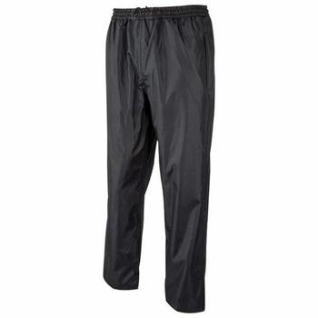 Black Waterproof and Breathable Highlander Tempest  Over Trousers, New
