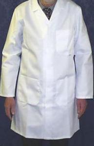 Lab Coat or Warehouse Coat