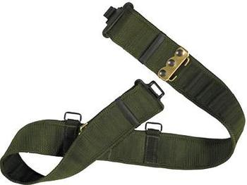 Working Belt Graded Olive 58 Pattern nylon webbing working / dress belt