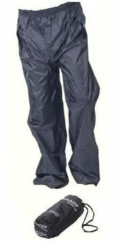 Waterproof and Breathable Rainpod Overtrousers in their own foldaway Pouch