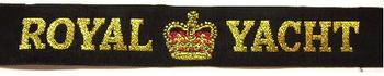 New Un Issued Royal Yacht Cap Tally