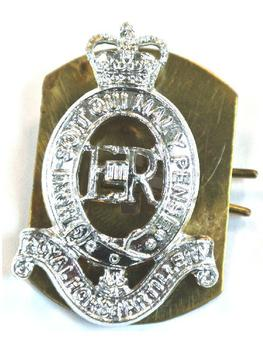 Collar dog badge for the Royal Hose Artillery (pair)