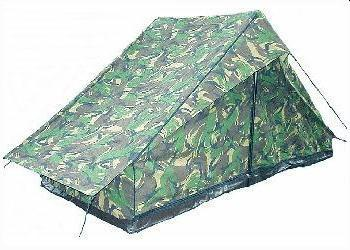 Dutch Tent Army Issue Woodland Camo Combat Army Tent  sc 1 st  Surplus u0026 Outdoors & Dutch Camo Army Tent