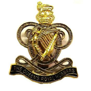QRH Light Dragoons Dress Hat Genuine British Army Queens Royal Irish Hussars