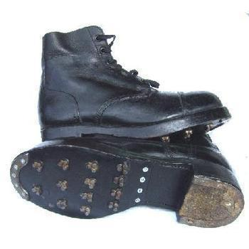 Ammo Boots Studded