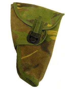 Pistol Holster - Dutch DPM used military 9mm Pistol holster