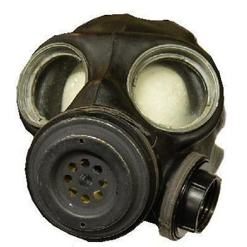 Gas Mask of the British Army WW2 / WWII Gas Mask