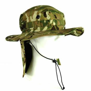 MTP Multicam Tropical Boonie Bush Hat With Removable flap British Military  Issue 946296d508a