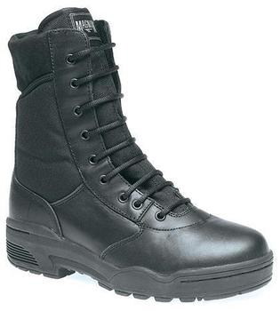 683b5ad1735 Hi-tec Magnum Classic Fabric and Leather Military Style Combat Boots Older  Style M439A