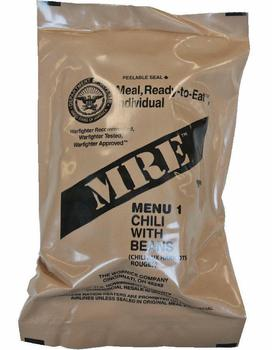 MRE Meal Ready to Eat Genuine U.S. Army MRE Ready to eat Meals   Rations d1fabdfc3