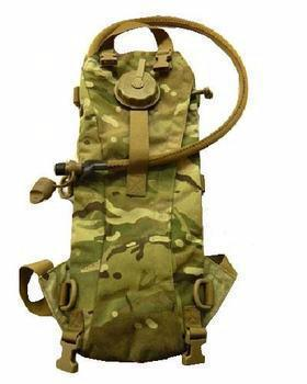 MTP Hydration System Camelbak Style MultiCam IHS Bladder - British Army  Military Issue Kit 48521ff4ad07