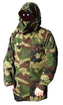 fa944da378f0d Spend £100 for Free UK Delivery. Goretex Jacket Genuine French Army issue  CCE Woodland Camo Goretex ...