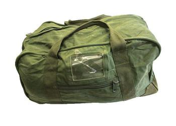 Army Holdall Military Issue 58 Style Pattern Issue Olive Green Canvas  Holdall Graded 03bd59247af51