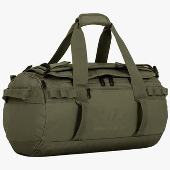 Storm Kit Bag Holdall Rucksack Olive Green Hard Wearing Heavy Duty All Weather