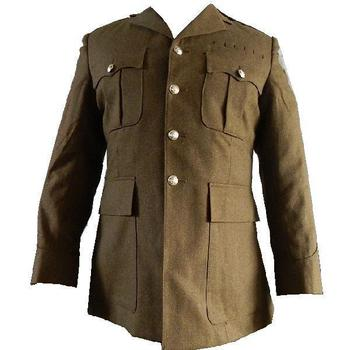 British Army Tunic FAD Tunic All ranks Khaki No  2 Army Tunic / jacket Like  new
