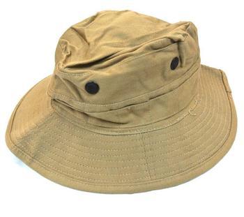 British Army Vintage Khaki Bush hats war department Post War issue