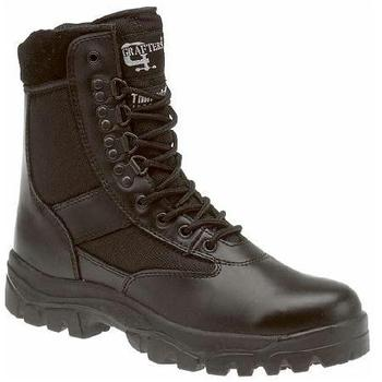 Combat Boots, Grafters G Force Fabric / Leather Thinsulate Lined Patrol Boots (M668A)