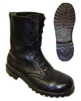 Para Boots Old Style Vintage 1980's Pattern Genuine German Military Issue, Super Grade