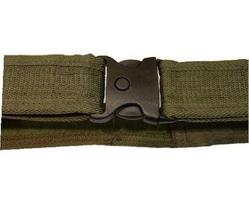 Olive Green Combat Belt 5.5cm wide