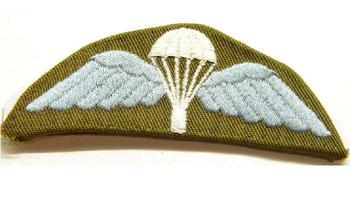 WWII Wartime Style Para Wings - khaki