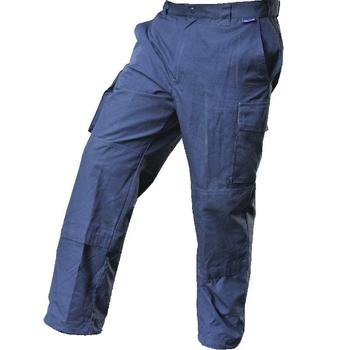 Navy Blue Rip stop Police / homeoffice combat trousers