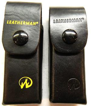 Leatherman - Leather belt pouch.