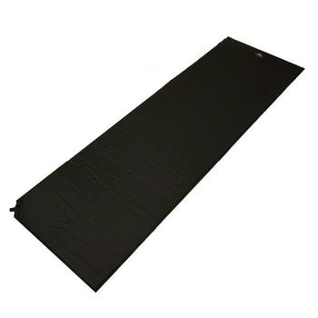 Black Self Inflating PVC mattress - Black Sunncamp AB1002