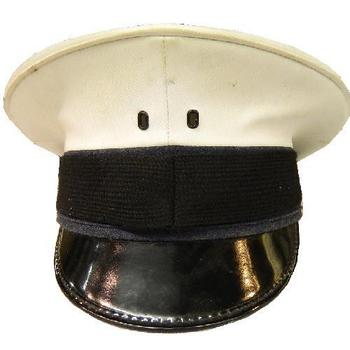 RAF Police Hat - White toped Royal Airforce Police Hat