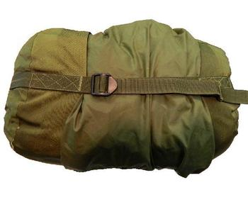 Large Compression Bag with 4 Pull down Straps Fits Soldier 95 / Arctic Sleeping Bag - Used