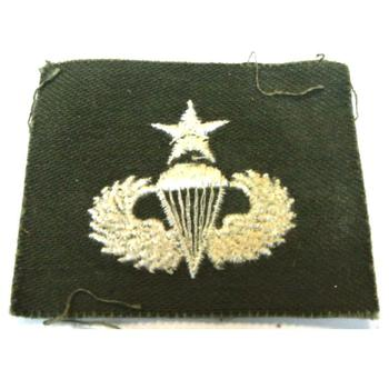 US Army Parachute Sew On Badge