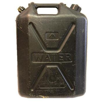 Black NATO Water Carrier Used Graded Condition army issue NATO water container