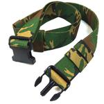 DPM Camo Belt Dutch Military Army belt With Quick Release buckle