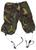 DPM Gaiters Genuine Military Issue MK1 General Service DPM Gaiters