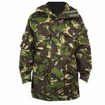 4f7ff69c11949 Smock Combat Windproof 2010 Issue Woodland DPM General Service Hooded Combat  Jacket / Smock, New